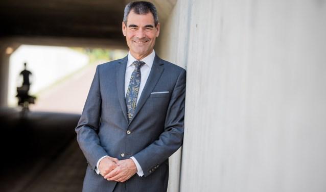 Burgemeester Wouter de Jong