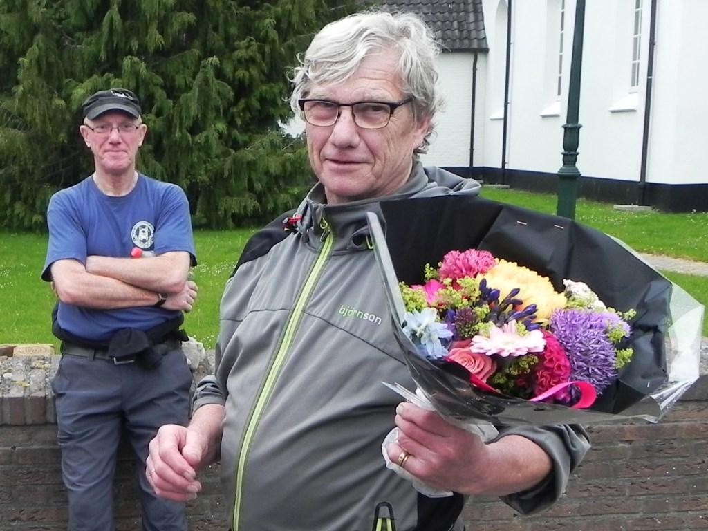 Hans Coljee liep de avondvierdaagse maar liefst voor de 35ste keer. Richard Thoolen © BDU media