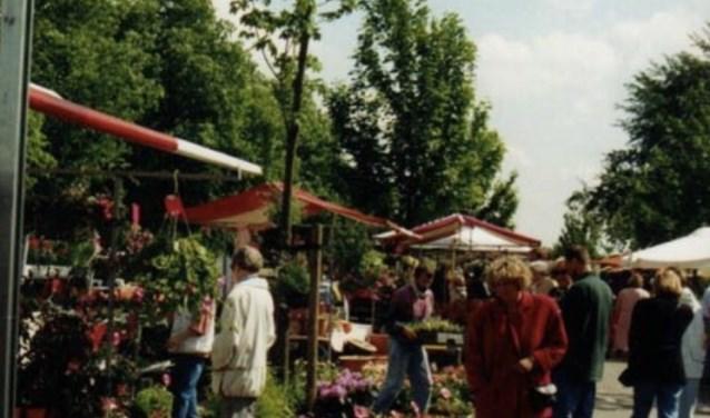 De tuinbraderie Odijk trekt al 28 jaar publiek van heinde en verre.