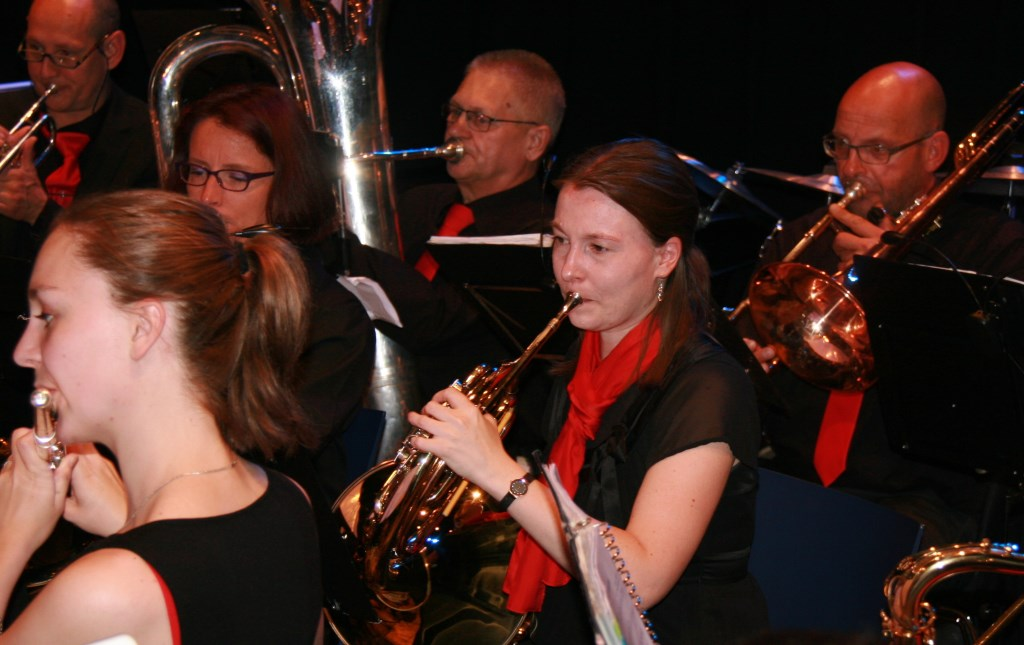 Voorjaarsconcert Harmonie Concordia © BDU media