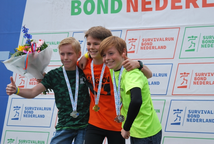 Teije Nederlandskampioen en kampioen Nederlandse competitie