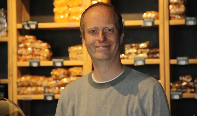 """Auke Verkerk: ,,Ik zal zelf veel in de winkel zijn."""""""