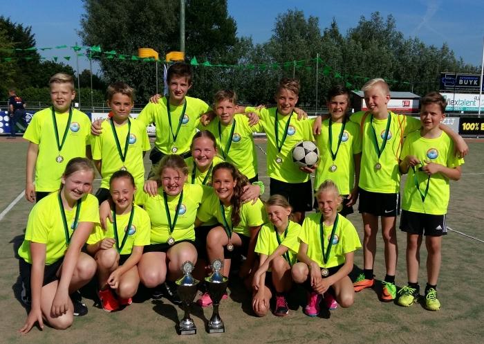 Winnaars schoolkorfbal 2019