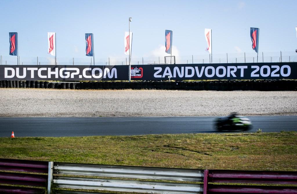 Zandvoort staat definitief op de kalender van de GP 2020.