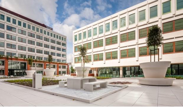 De nieuwe locatie aan Stroombaan in het centrum van Amstelveen.