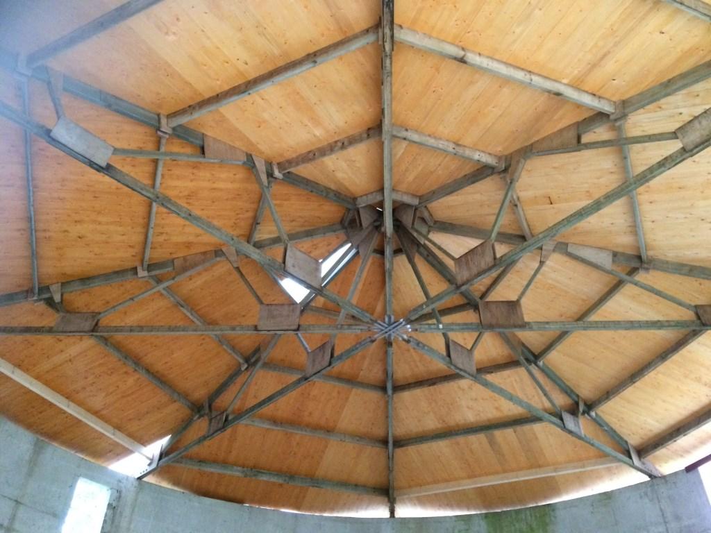 Voor het dak kunnen de oude spinten blijven zitten familie Cohen - Jacobse © BDU media