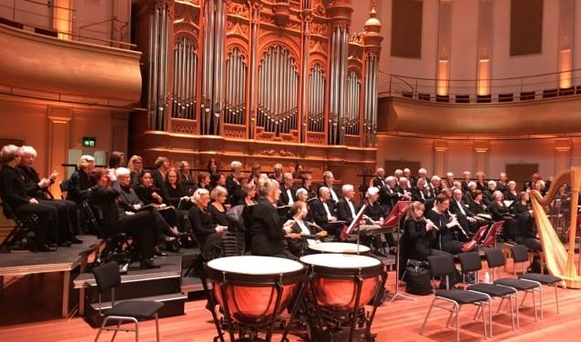 Oratoriumkoor Bennebroek is een van de vele verenigingen die zich komend weekend presenteert tijdens het Lentefestival.