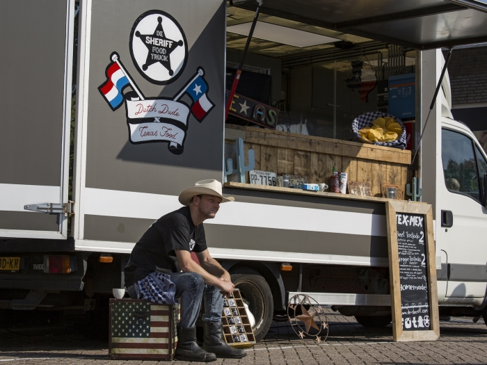 The Sheriff Food Truck