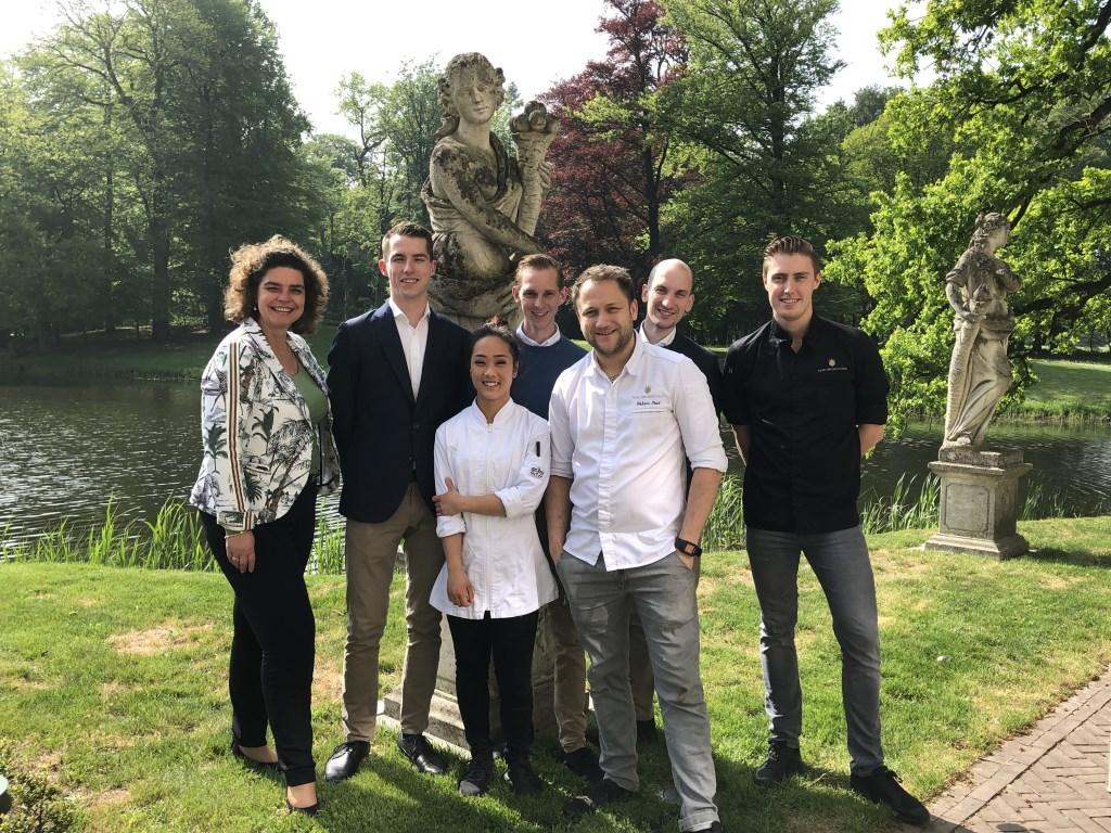 Het team van Parc Broekhuizen heeft veel zin in het event Chefs at the Parc.