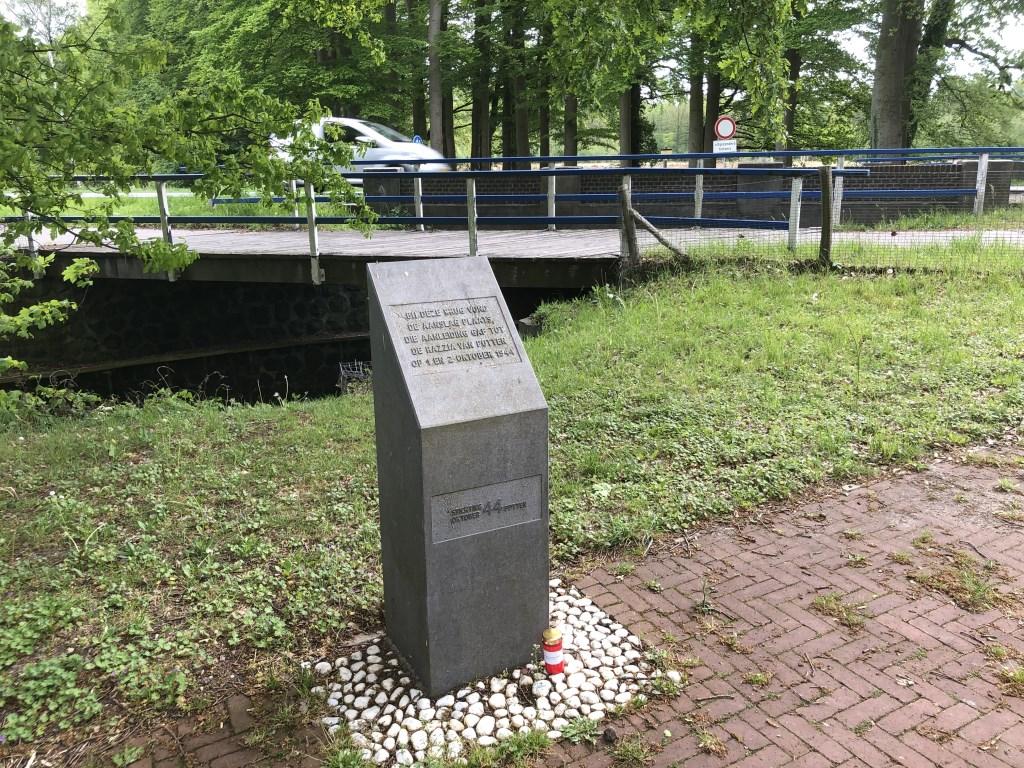 De brug bij Oldenaller speelt een belangrijke rol in de Puttense geschiedenis rond de Tweede Wereldoorlog.