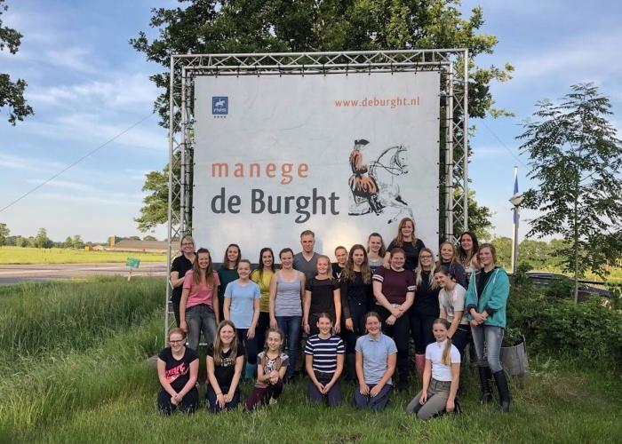 Deelnemers 24-uurs wedstrijd 2019 Rv en PC De Burght