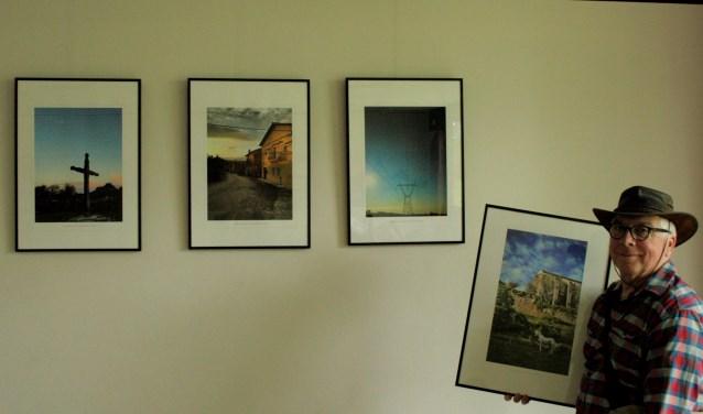 Guus van Gunst maakte bijzondere foto's van zijn voettocht naar Santiago de Compostela