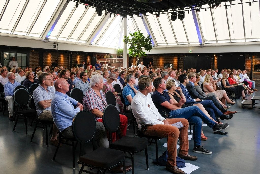 Meerbusiness Netwerk - Haring Party 2019 Jan Aukes © BDU media