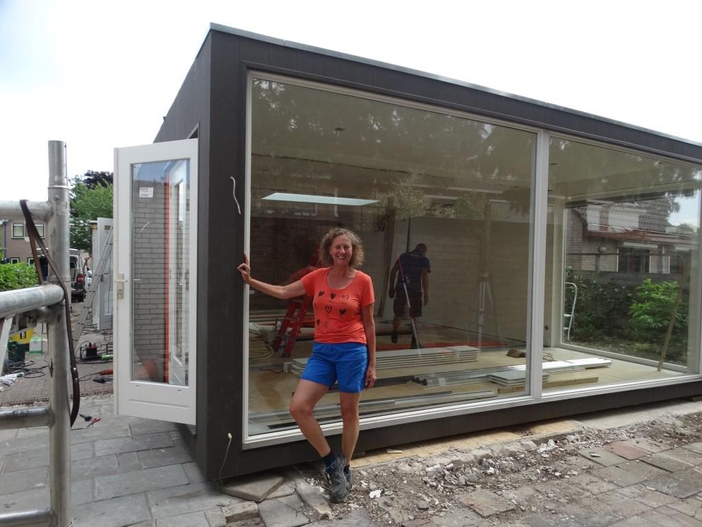 En zo heb je in een halve dag een huiskamer Kuun Jenniskens © BDU media