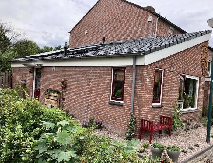 gerenoveerd huis meiney Roffel © BDU media