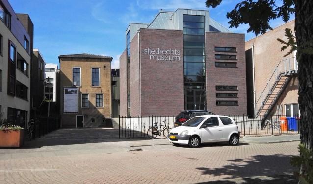 Het Sliedrechts Museum. (Foto Sliedrechts Museum)