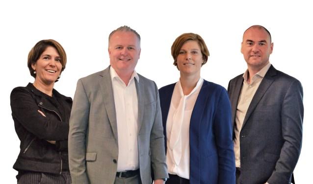 Het team van Morgen Uitvaart.