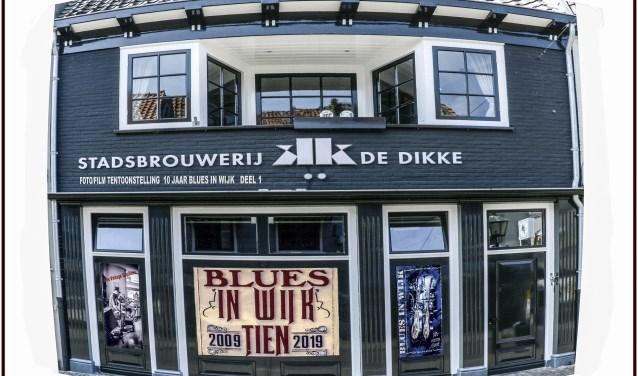 10 jaar Blues in Wijk