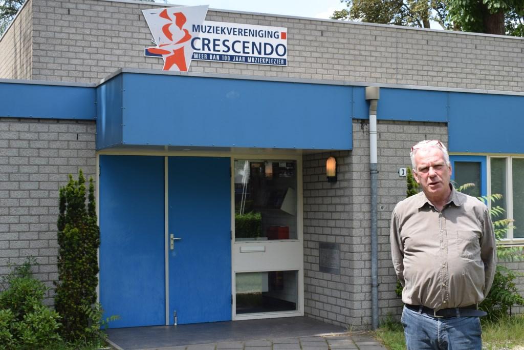 Gijs Kranendonk: 'Ons eigen gebouw was een goede zet'. Christine Schut © BDU media