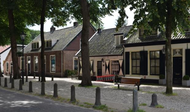 Lage Vuursche heeft een beschermd dorpsgezicht.