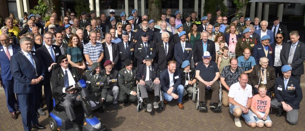 De Veteranendag in Putten Henk Hutten © BDU media
