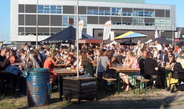 Tijdens het driedaagse foodfestival Eten op Rolletjes konden de vele bezoekers volop genieten van al het lekkere eten en drinken.