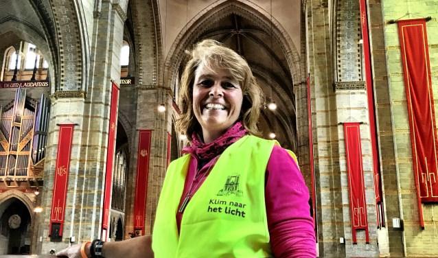 Carla van Bochoven is breed inzetbaar.