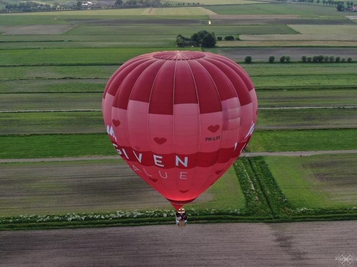 Luchtballon onbekend © BDU media