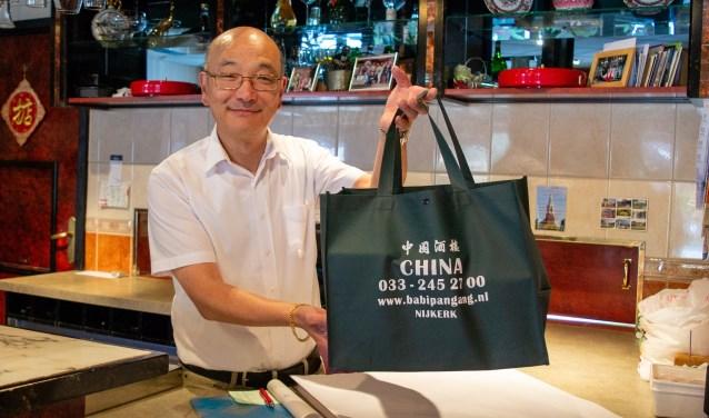 Kai Leung Lam: ,,Ik hoop dat mijn gasten het restaurant met een glimlach verlaten.''