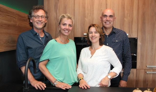 Het team van KPS Keukens.