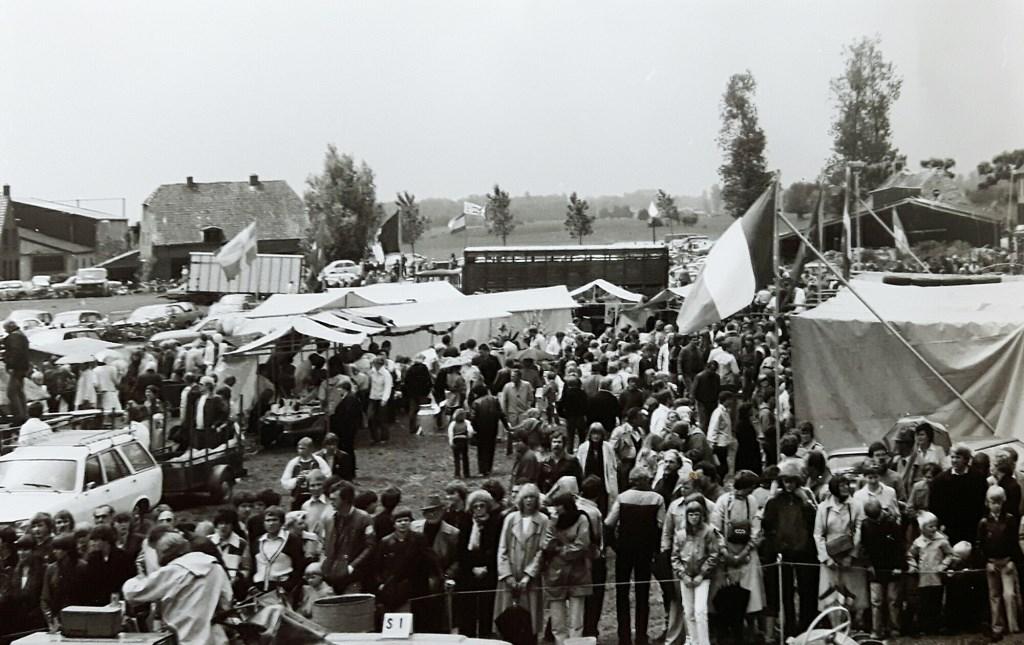 Veel drukte tijdens Boerendag Archief LIda Hofman-van Wijk © BDU media