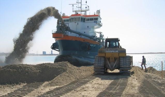 Waar een klein land groot in is. Nederlandse bedrijven baggeren wereldwijd. Voor landaanwinning bijvoorbeeld.