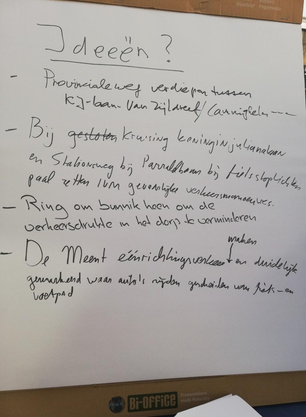 Ideeën om de verkeersveiligheid te verbeteren Kuun Jenniskens © BDU media