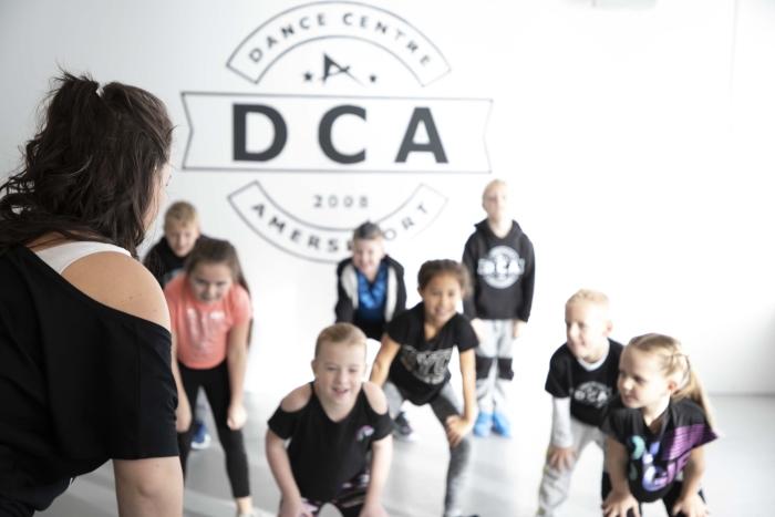 Dansles bij Dance Centre Amersfoort