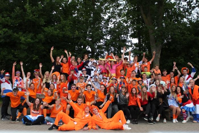 Merwedianen op Hollands Pinksterkamp!