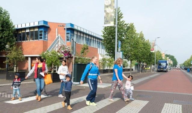 Er wordt veel gedaan op taalgebied in Haarlemmermeer, zoals et bieden van taaalwandelingen..