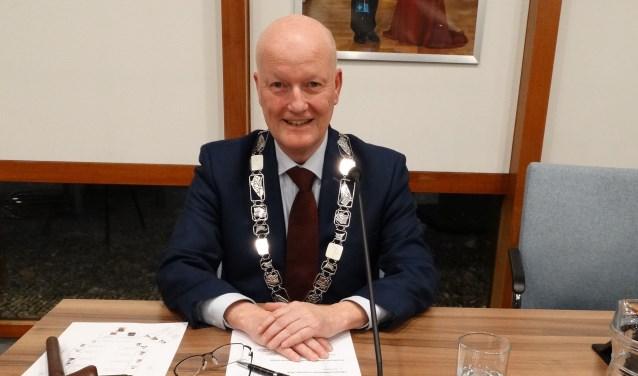 Ruud van Bennekom zit zijn eerste raadsvergadering voor (archief)