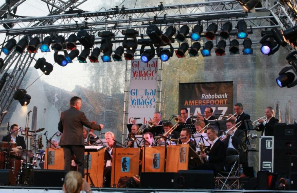 Bigband On The Move sluit Midsummer Celebration af. Gijs Kranendonk © BDU media