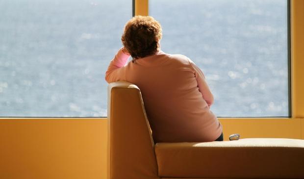 <p>In 2020 voelde 45 procent zich eenzaam.</p>