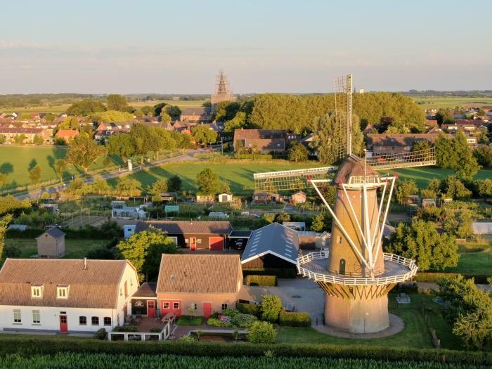 Werkhovense molen Tom Hameeteman © BDU media