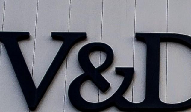 2015-12-29 15:22:46 NIEUWEGEIN - Exterieur van het distributiecentrum van warenhuis V&D. ANP ROBIN V