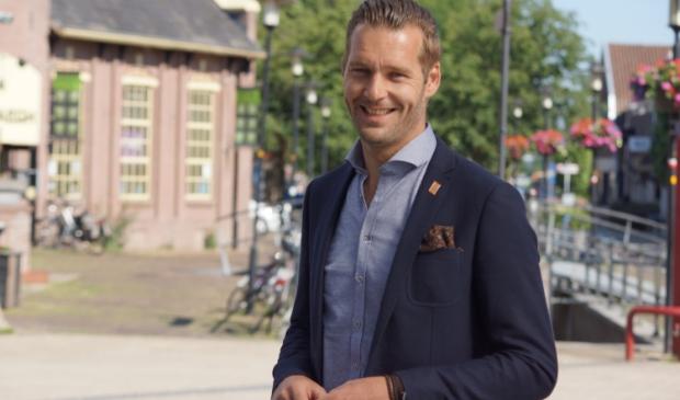 Freek Rebel heeft, als lid van Provinciale Staten van Gelderland, naast mobiliteit ook natuur en landschap in zijn portefeuille.