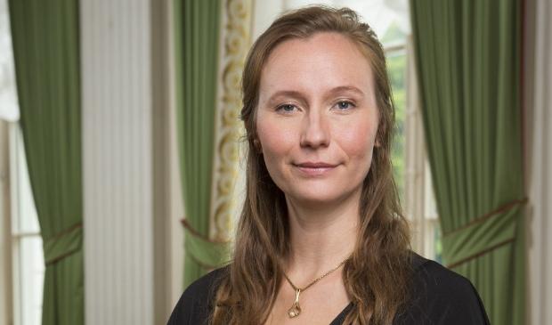 Zita Pels, gedeputeerde Cultuur: 'De roep om ondersteuning is luid'.