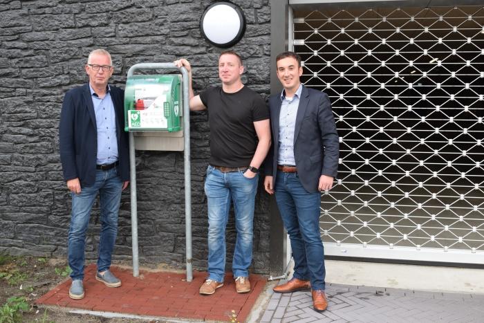 Van links naar rechts: Duco van Rijsbergen - VVE de Gagel / Dennis Heijnen - Hartveilig Wonen Gorinchem / Jesper van Veen - makelaardij Koster