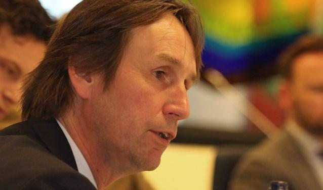 Wethouder Herbert Raat.