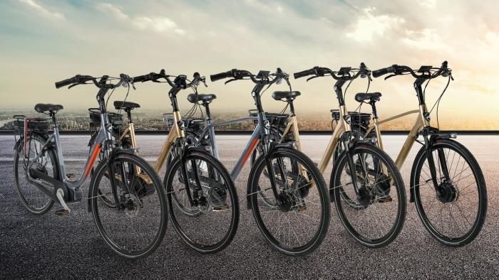 50.000e Stella Livorno E-bikes