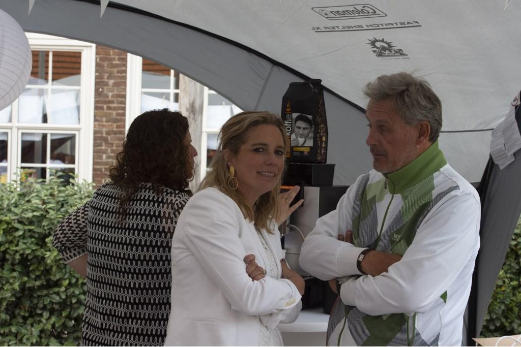 Saskia Bekkers en Peter Houssart (Kaldi) Ellen Toledo © BDU media
