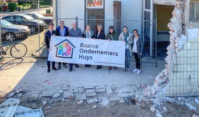 Donderdag 27 juni is een kennismakingsborrel van het Baarns Ondernemershuys.