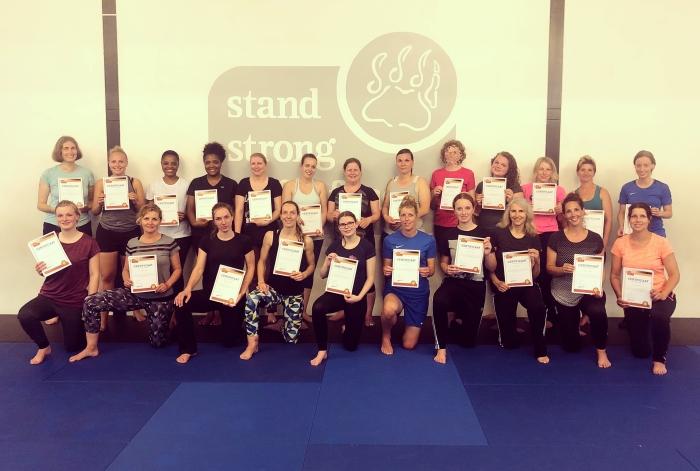 Cursus zelfverdediging voor vrouwen