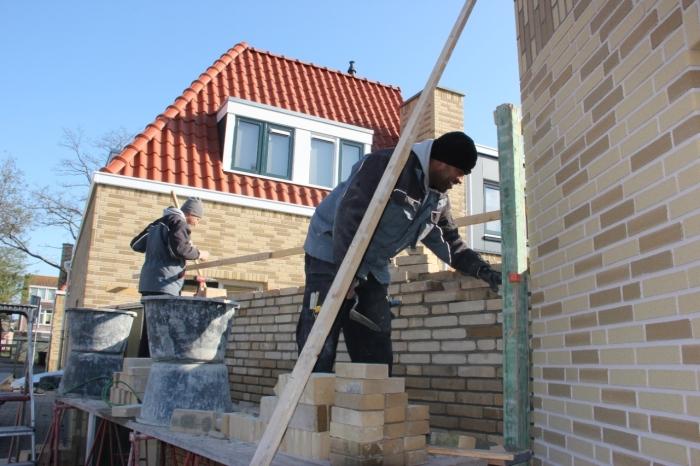 renovatieproject Van Keulenstraat e.o. Elan Wonen © BDU media